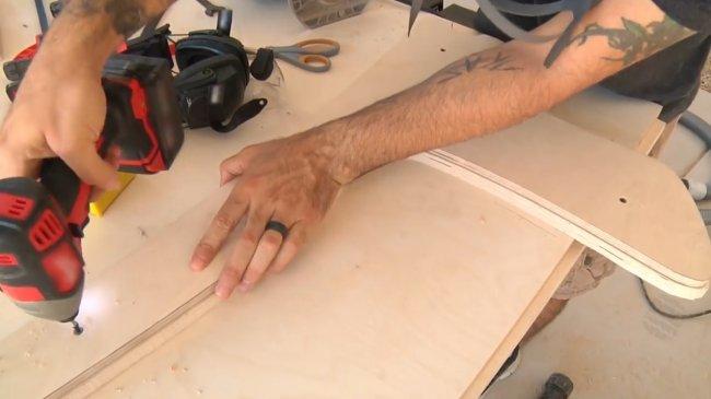 Лавка-трансформер своими руками лавка