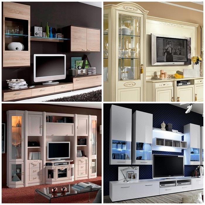 Мебель из МДФ самая популярная и практичная.