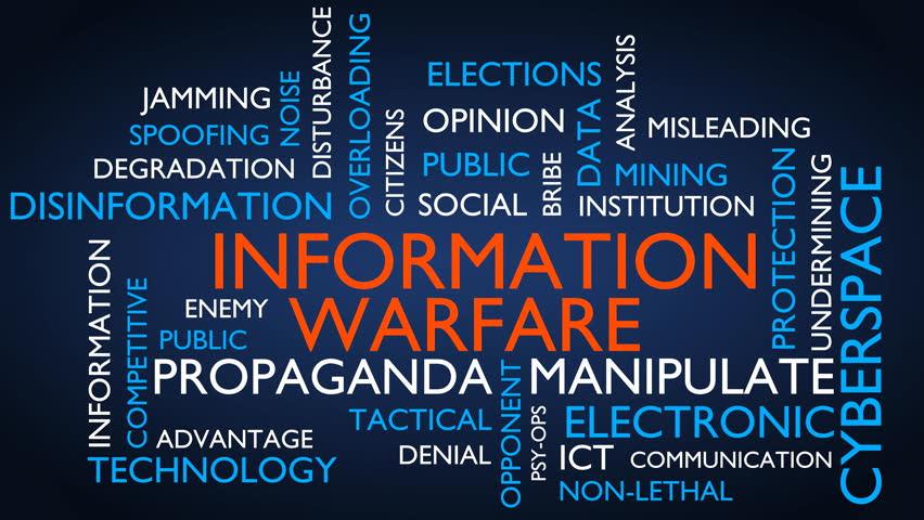 Информационная война Украины. Как «жертва» превратилась в «агрессора»