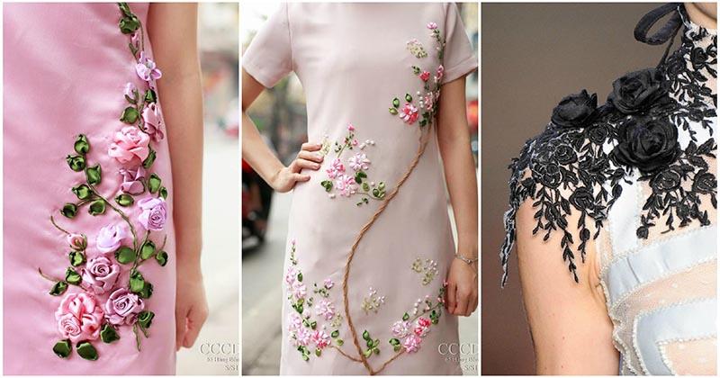 Обыкновенная лента превращает простое платье в дизайнерское