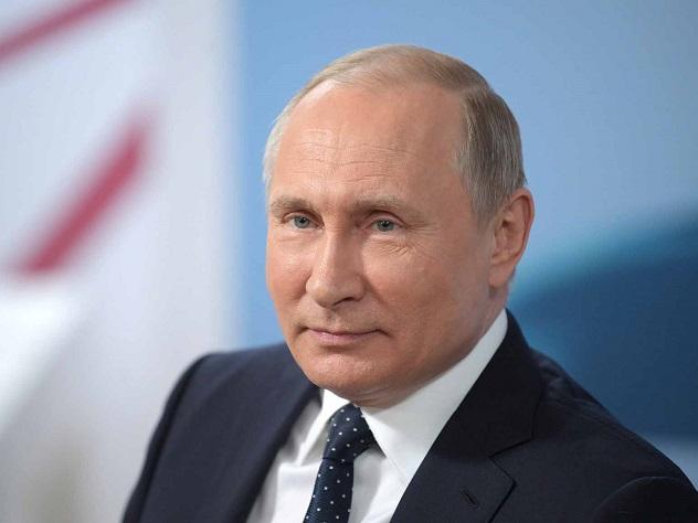 Владимир Путин избран президентом России с результатом 76% голосов