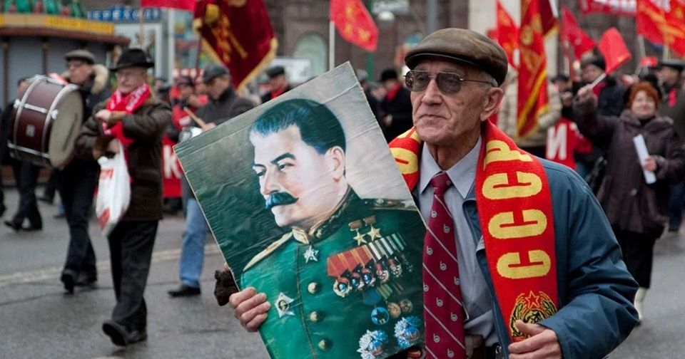 Корни сталинизма упираются в комплекс неполноценности