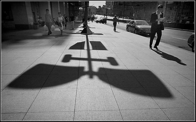Любопытное о человеческой тени