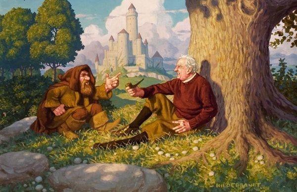 Что Толкин заимствовал из мифов и легенд
