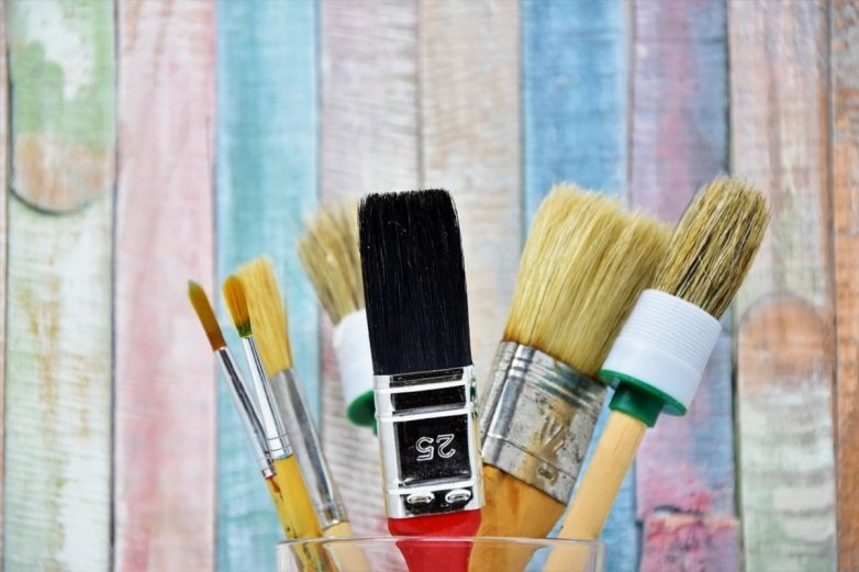 Чем резиновая краска отличается от обычной полезные советы,ремонт и строительство