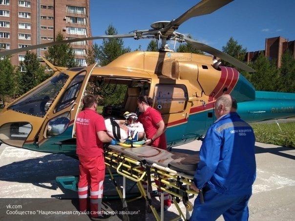 В Сочи с моста у «Море молл» упал 35-летний мужчина