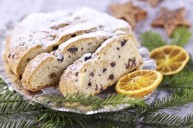 Старинное лакомство. Пора готовить традиционный рождественский штоллен