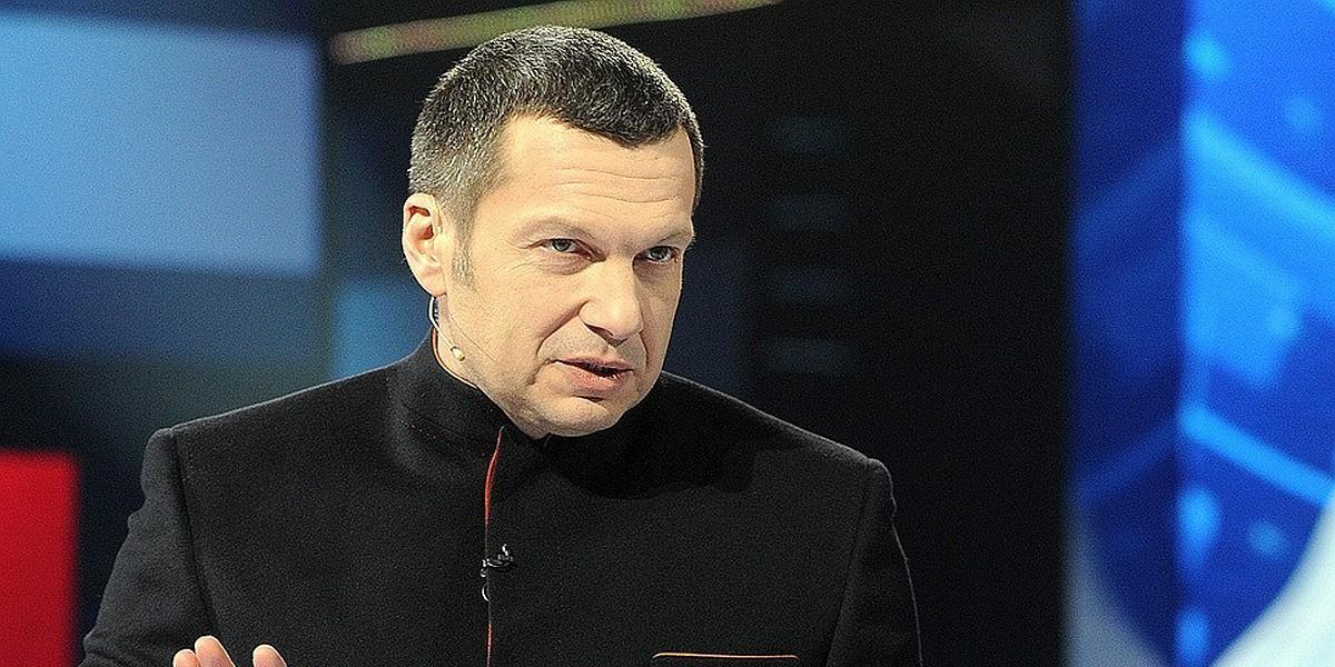 Соловьев объяснил желание россиян обсуждать Украину вместо внутренних проблем