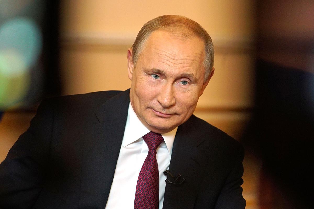 Путин объяснил, почему не поздравляет Байдена с победой на выборах
