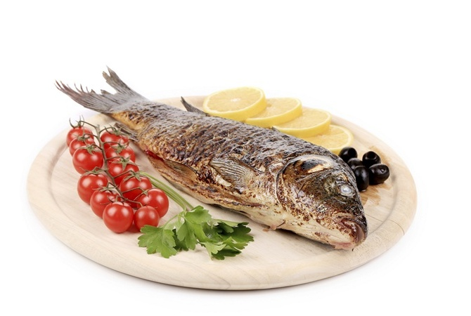 Рыбу полезно есть только раз…