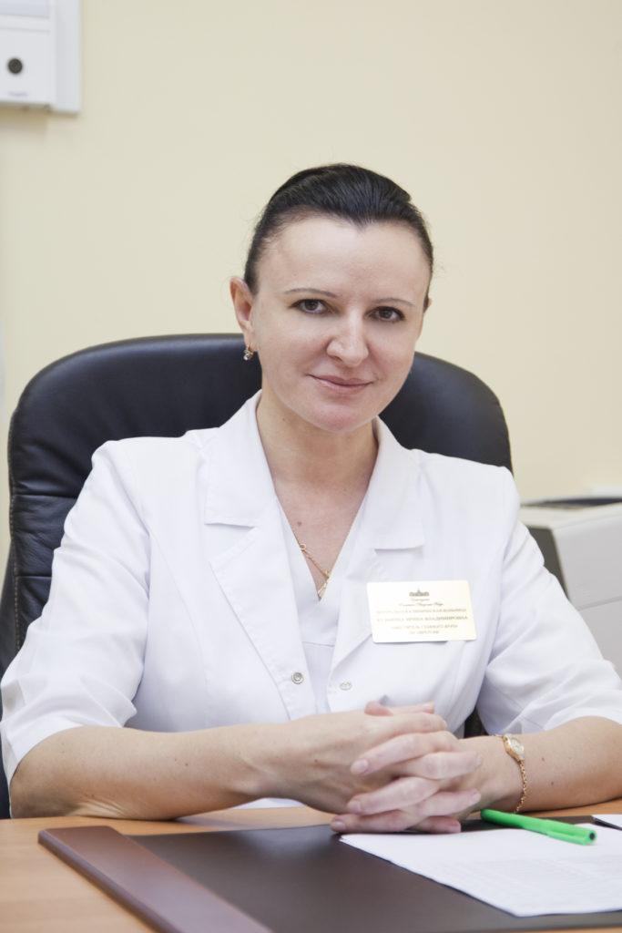 Пластический хирург Ирина Владимировна Кузьмина