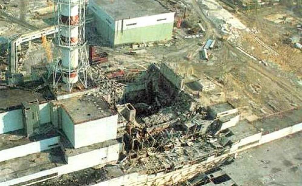 Преднамеренный взрыв Чернобыля