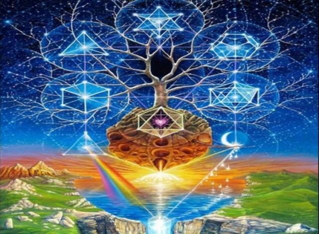 Программа Вселенной Света – Реализация Плана Спасения.