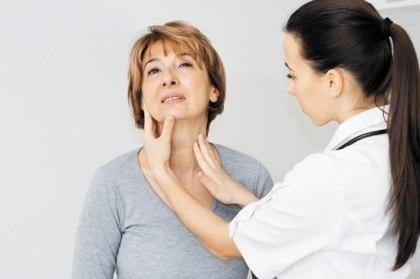 Лечим узел на щитовидной железе