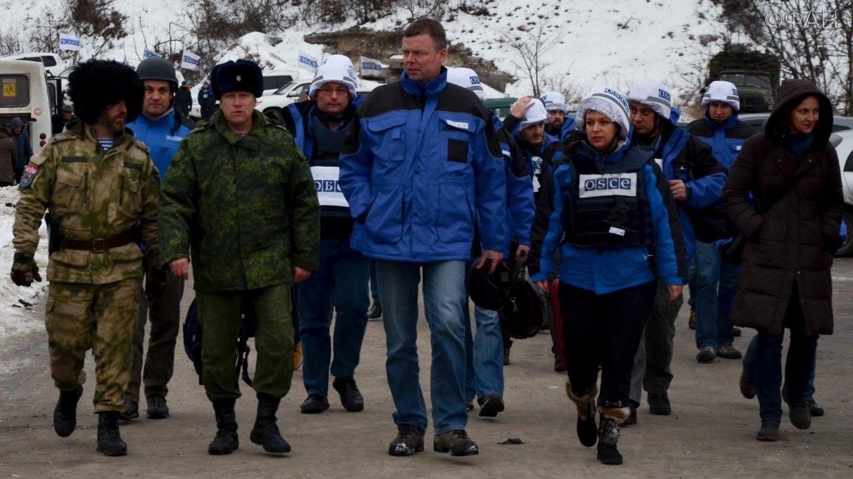 Замглавы миссии ОБСЕ рассказ…