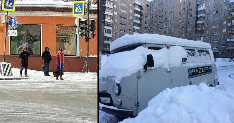 Мурманск: город для самых отчаянных и горячих Города России, Кольский полуостров, мурманск, прикол, север, юмор