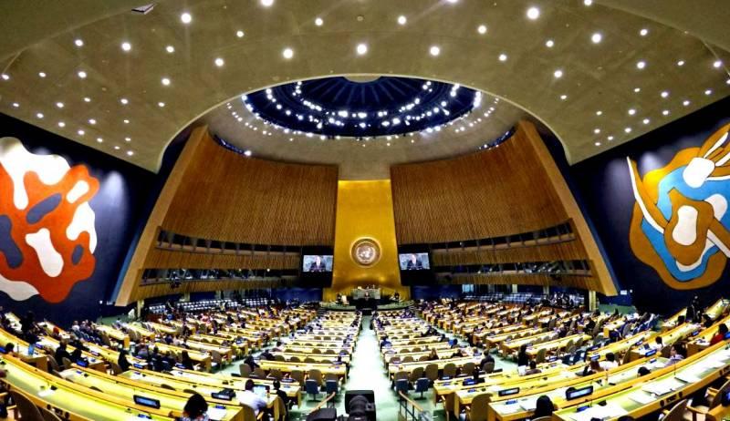 ООН в открытую наплевала на россиян