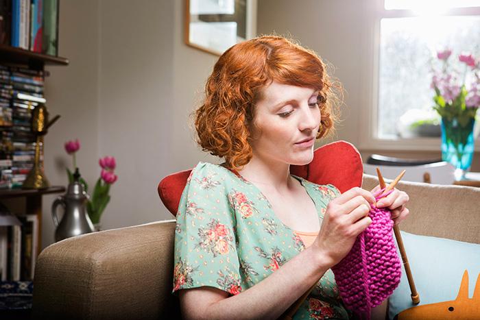 Почему вязание так полезно для здоровья?