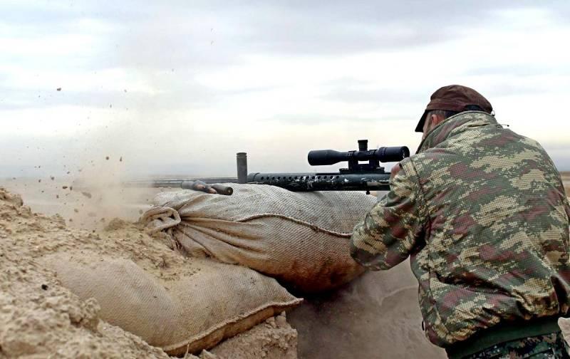 Арабские боевики в Карабахе вышли в эфир Новости