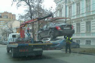 Московского паркмена отпустили после профилактической беседы