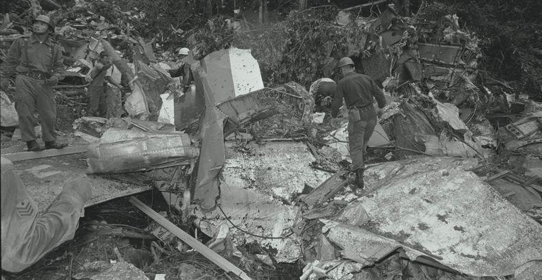 520 трупов, паника и харакири: история одной из самых жутких авиакатастроф XX века