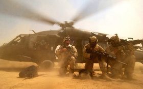 Будет война? Пентагон получи…