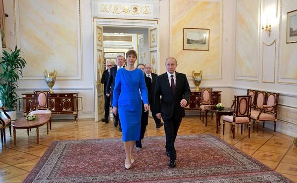 Путин встретился в Кремле с …