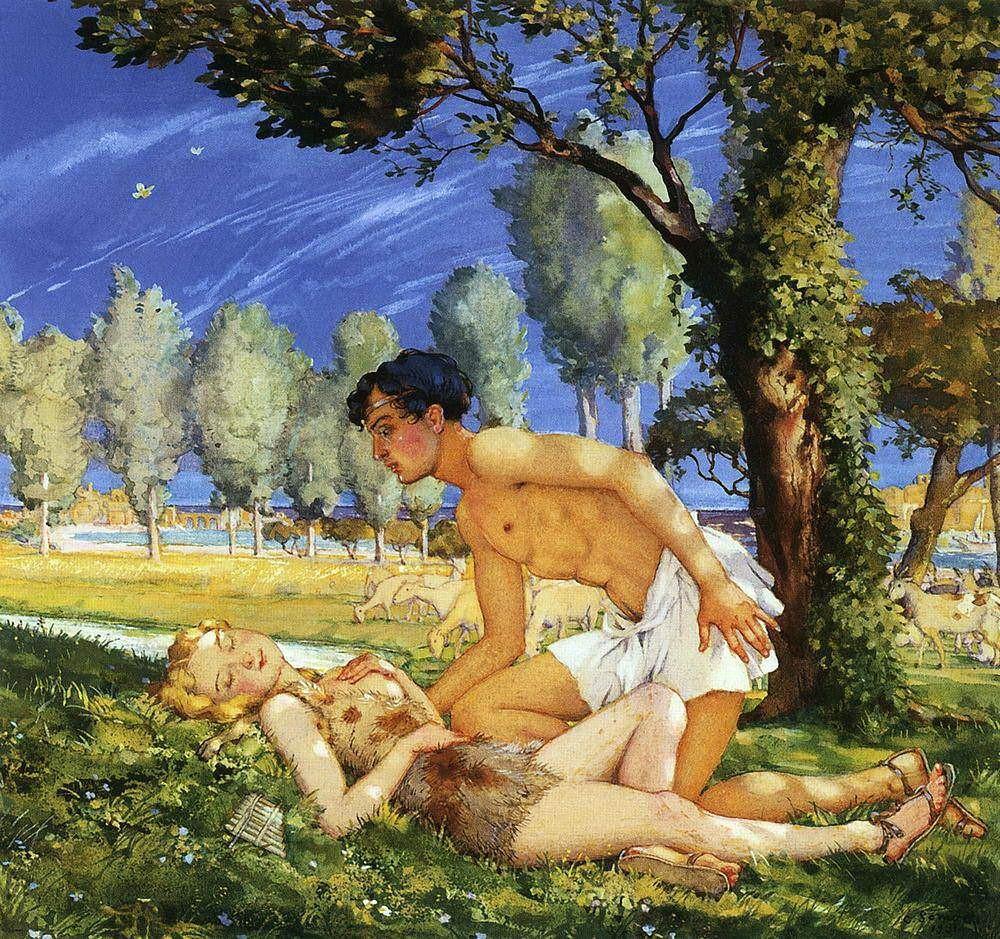 Ода поцелуям любовь, Снова, «Продажная, любвиКажется, Сомов, мастер, буффонады, фривольных, просто, воспевал, серии, иллюстраций, «Дневнику, маркизы», говорил, несерьезная, потому, вещь», любил, работу