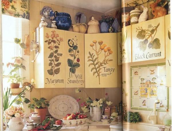 Переделка кухонной мебели  идеи 180
