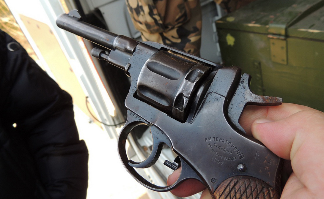 Наган: легендарное оружие НКВД