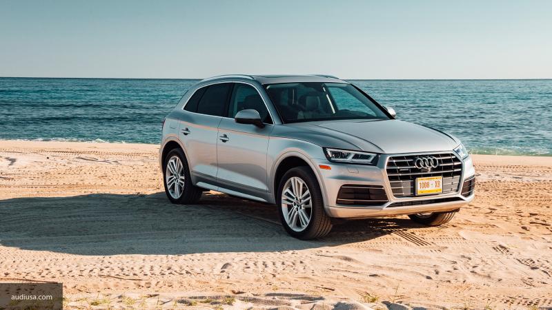 Немецкий производитель автомобилей Audi отзывает в России 6,7 тысяч кроссоверов Q5