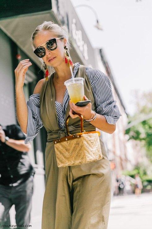 Лето в городе — 4 беспроигрышных варианта, как быть стильной в жару