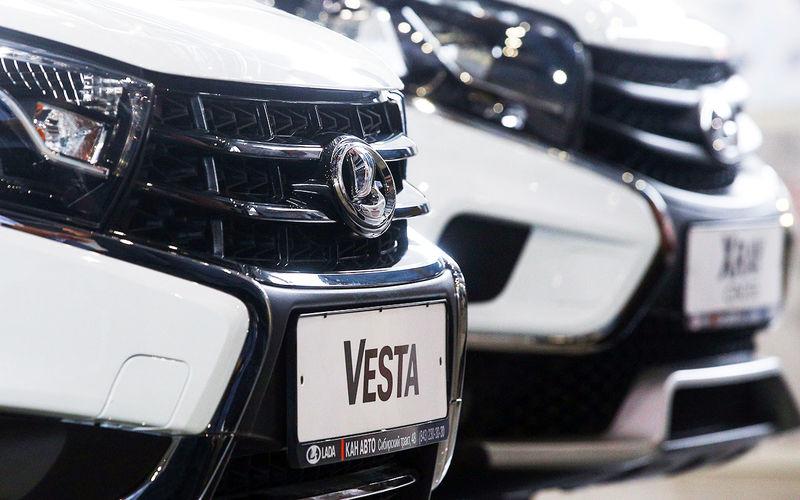 Наконец-то: Lada Vesta получит вариатор! авто и мото,автомобили,автоновости,видео