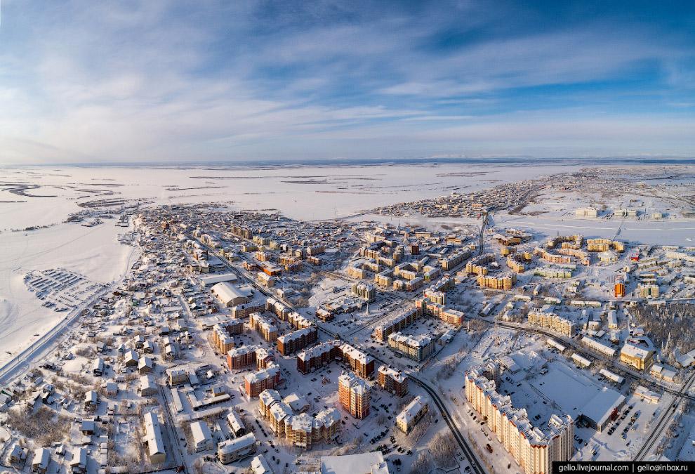 Салехард картинки города 2018