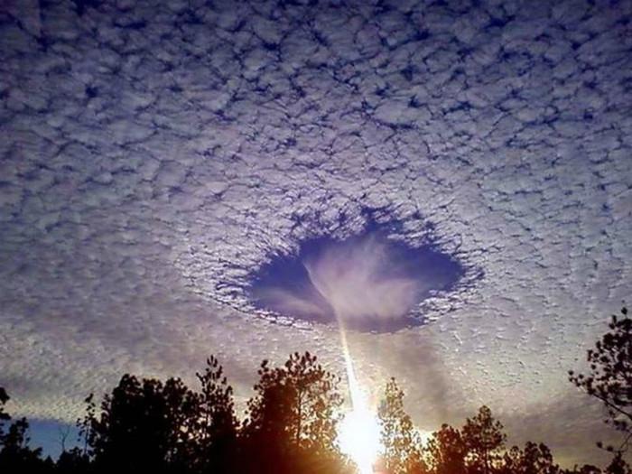 Удивительное небо Феномены, природа