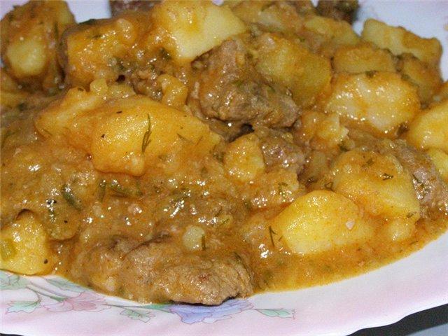 """Вкусная картошка, готовим блюда из картошки """" Страница 7"""