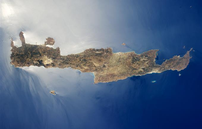 Крит может погибнуть из-за цунами