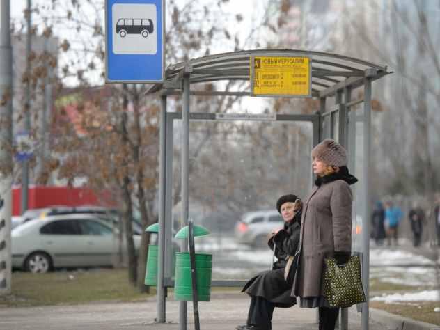 Житель Чебоксар пытался сдать на металлолом автобусную остановку