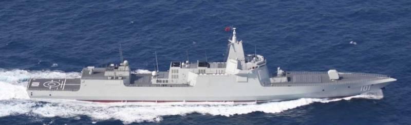 Прыжок дракона в океан. Современный флот Китая вмф