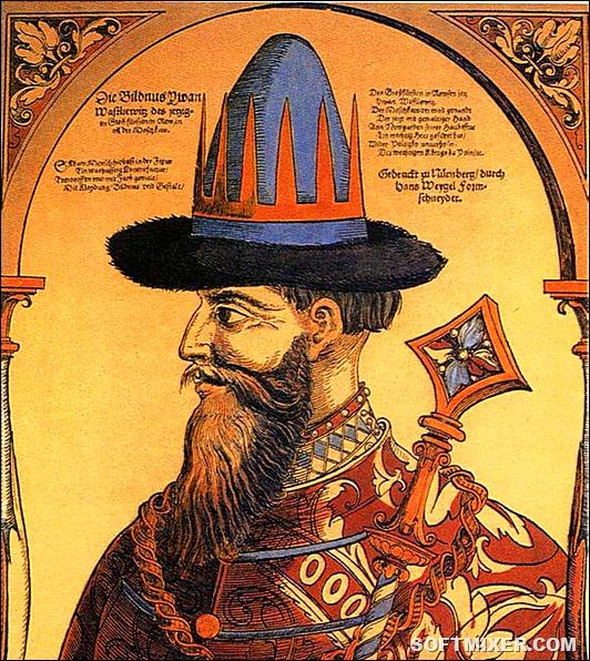 «Английский царь» Иван Грозный