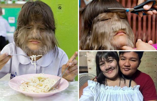 самая волосатая женщина в мире - 9