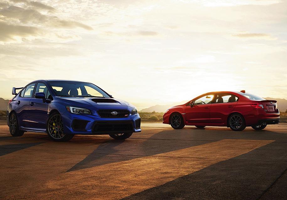 Subaru добавила мощности сед…