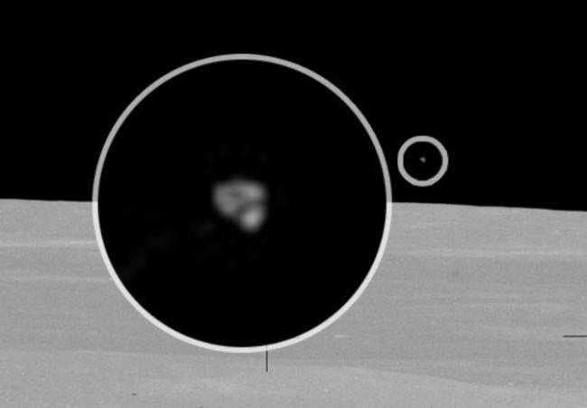 Миссия «Аполлон» и снимки пришельцев на Луне