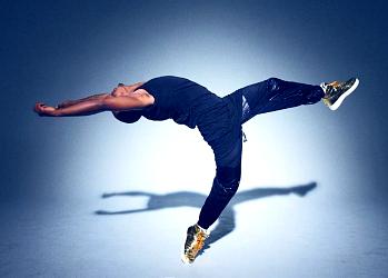Гениальнейший танцор современности — Лил Бак