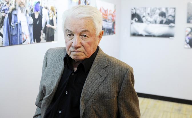 Владимир Войнович: Позвольте выразить мое глубокое отвращение