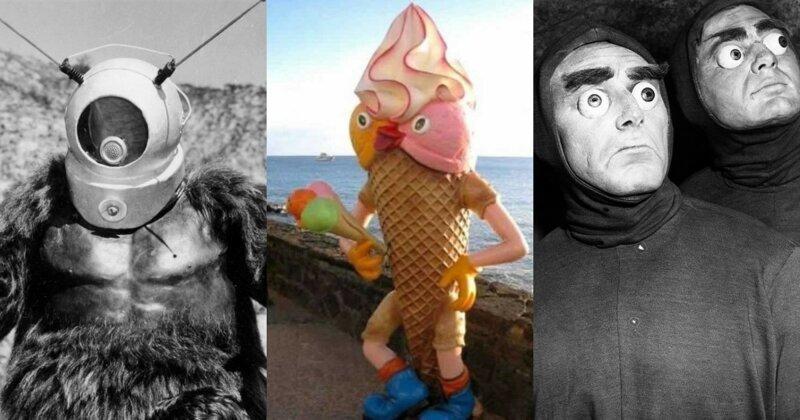 Самые странные и нелепые монстры в истории кино