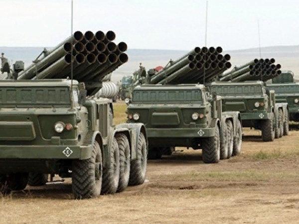 В Москве заявили, что для усмирения Украины ее войскам не нужно переходить границу
