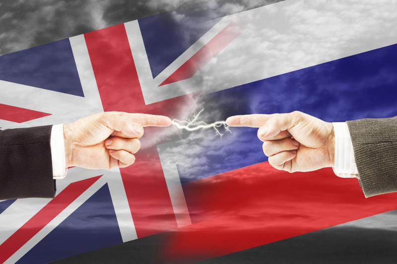 Россия назвала Британию враг…