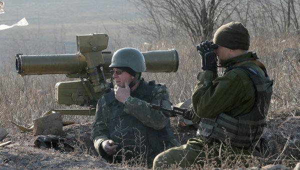 США просчитались с подготовкой украинских военных