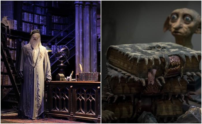 Что можно увидеть в музее Гарри Поттера: Путешествие в другую реальность